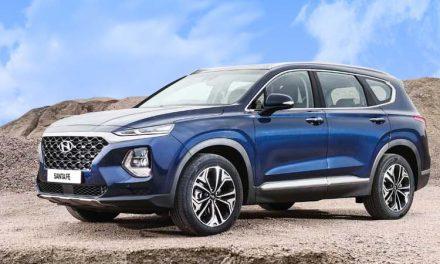 Así es el nuevo Hyundai Santa Fe