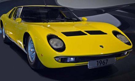 Lamborghini Miura, un histórico italiano