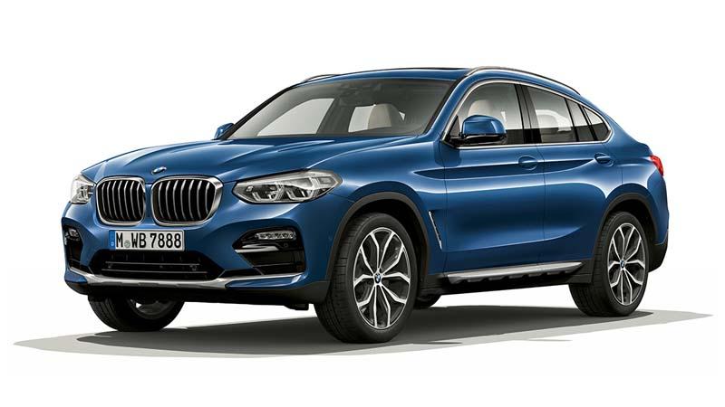 Así es el nuevo BMW X4