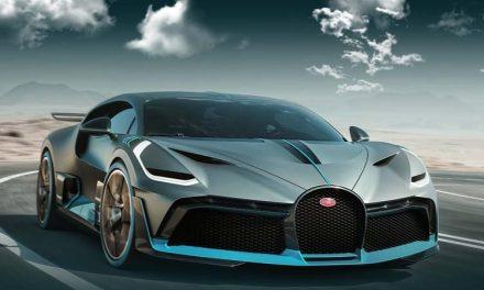 Bugatti presenta el modelo Divo