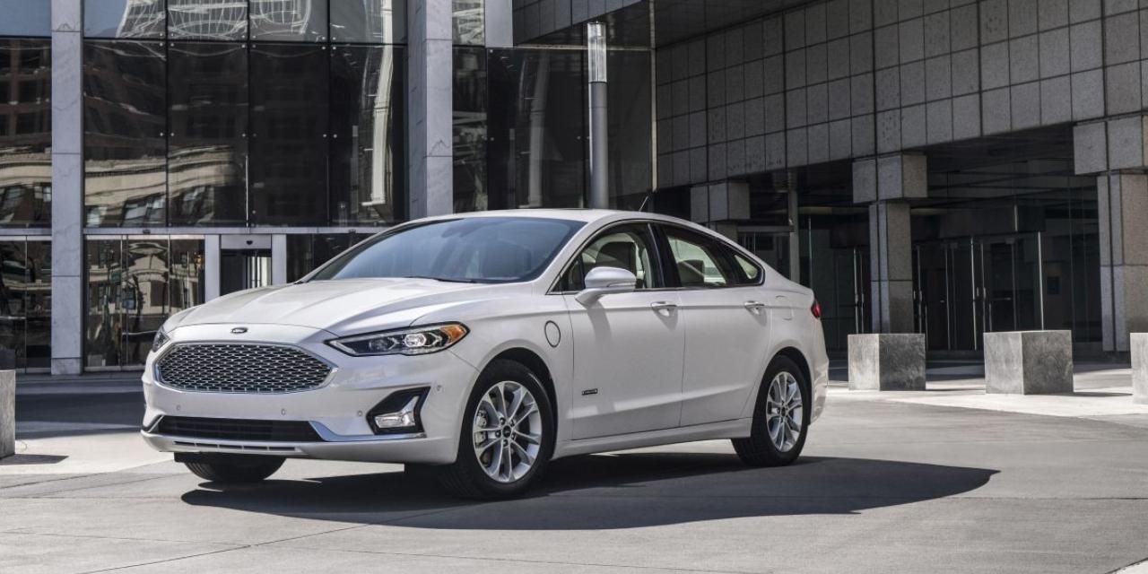 Llega a México el nuevo Ford Fusion 2019