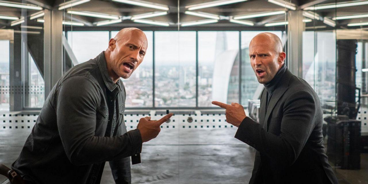 Hobbs and Shaw: el Spin-off de Rápidos y furiosos que no te puedes perder
