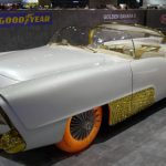 Golden Sahara: el primer coche autónomo de la industria