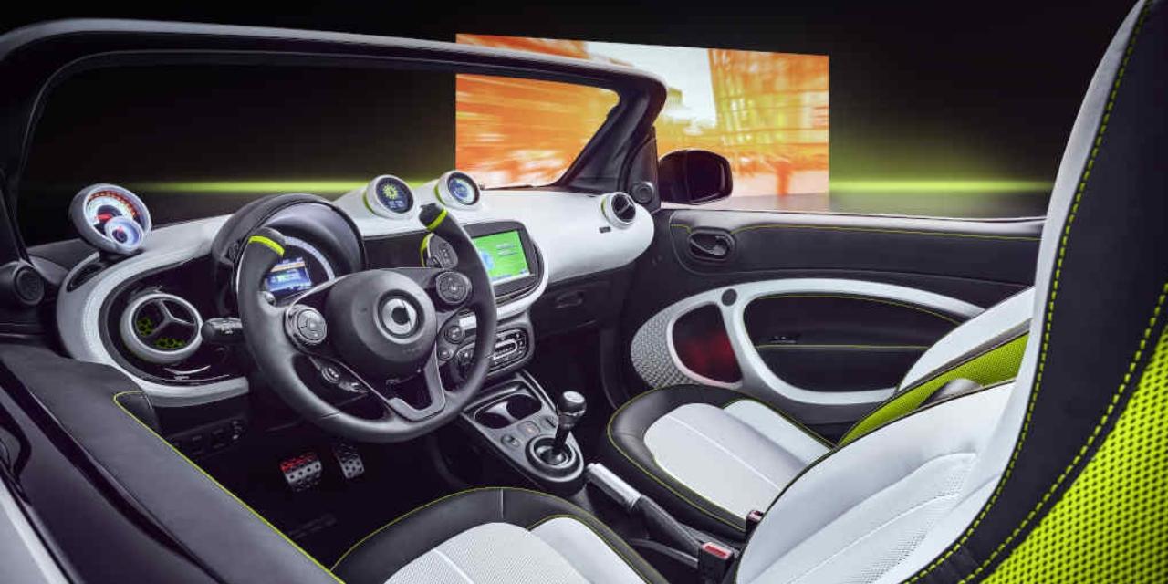 smart forease interior