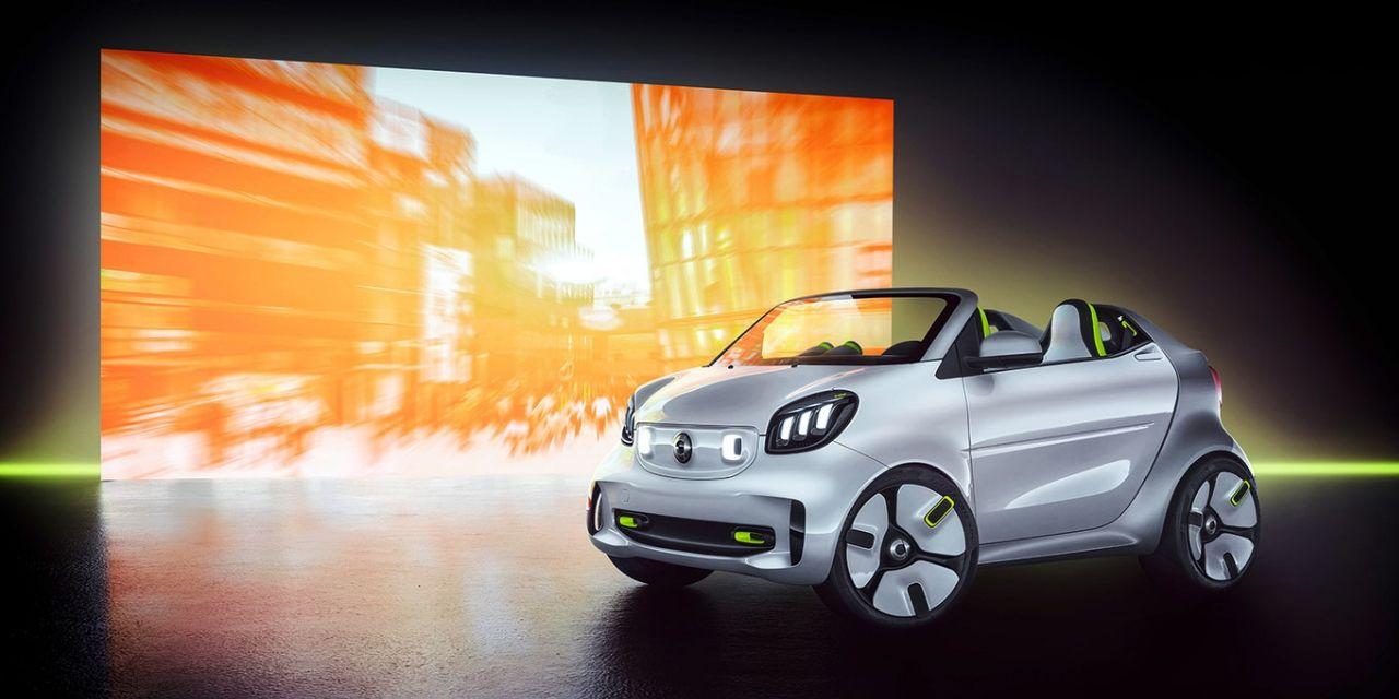 Smart Forease: un eléctrico urbano que nos da pistas sobre el futuro de la marca suiza