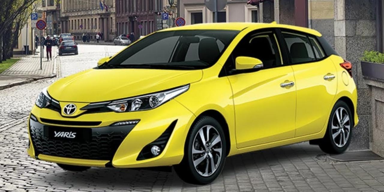 Toyota Yaris 2019 y todas sus versiones disponibles