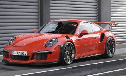 Porsche 911 GT3 RS el modelo más deportivo del fabricante alemán
